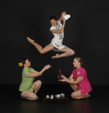 "dancEnlight ""The Way""  World Premiere on March 29, 30 & 31, 2012"