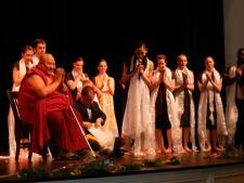 Sacred Existence premieres at University of Saint Joseph 3/15 & 16, 2013 at 7:30pm