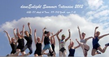 Summer Intensive Audition For Teens
