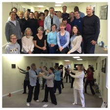 World Taichi & Qigong Celebration with weekend workshops