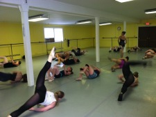 2012 dancEnlight Summer Intensive For Teens, adults & Professionals